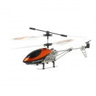 Rechargeable 3.5-CH PVC IR Remote Control R/C Helicopter - Red