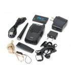 TYT TH-1R 2W ​​400 ~ 480MHz 16-CH Walkie Talkie - черный