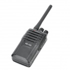 HONGDA HD-720 5W 400 ~ 470MHz Walkie Talkie - Preto
