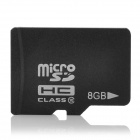 Reliable Class 10 Micro SD TF Card - Black (8GB)