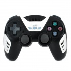 Dualshock SIXAXIS Bluetooth Wireless Controller for Sony PS3 PlayStation 3 - Black + White