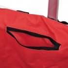 Folding Basket for Car / Home Use - Red (Size L)
