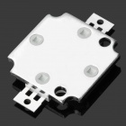DIY 10W 900-1000LM 6500K Cold White Light 9-LED Plate Module (12V)