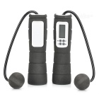 1.2&quot; LCD Digital Cordless Jumping Ropes with Calorie Counter (2 x AAA)