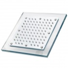 "8 ""6-LED del sensor de temperatura del agua visualizador Square Shower Head"