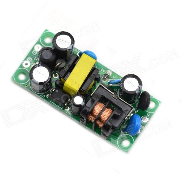 Switching Power Supply Board Module - Green (85~265V / 5V / 1A) тетрадь букварь учимся читать и писать издательство клевер ут 00013654