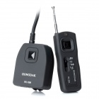 MC-DC1 FSK 433MHz Wireless Remote Control for Nikon D80/D70S Digital Cameras - Black