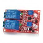 2-Channel Photo Resistor + Relay Module for Arduino (Works with Official Arduino Boards)
