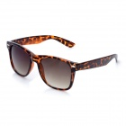 OREKA Classic Retro UV400 Protection Sunglasses - Tortoise Shell Color