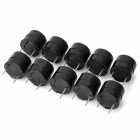 DIY 2-Pin AC / DC Summer - Black (20 PCS)