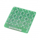 DIY MCU Extension 4 x 4 16-Key Matrix Keyboard Module - Green