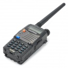 "Baofeng BF-UV5RA 1.5"" Dual-Display Dual-Band Walkie Talkie - Black"