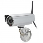 VStarcam H6815WI H.264 IR-CUT IP Wireless Camera w/ 60-IR LED / SD Slot - Grey