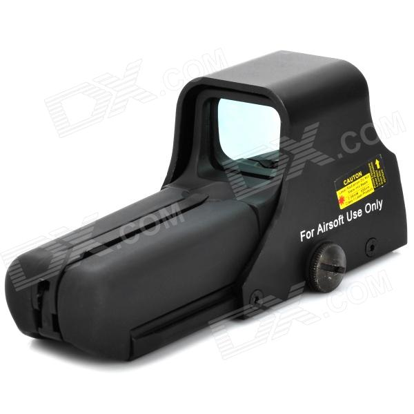 Aluminum Alloy 32 x 22mm Dot Sight Rifle Scope - Black (2 x AA)