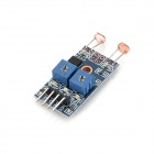 2-Way Photo Resistor Sensor Module for Arduino (Works with Official Arduino Boards)