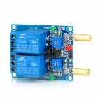 2-Channel Angle Sensor Relay Module for Arduino (Works with Official Arduino Boards)
