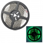 48W 600-3528 SMD LED Green Light Flexible Strip (DC 12V / 5m)
