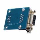 RS232 to TTL Module for DVD / Router / Hard Disk Upgrade - Blue
