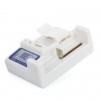 Universal Li-ion Battery Charger w/ USB Port for 18650 / 17670 / 18500 / Cell Phone (110~240V)