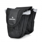 Roswheel Cycling Bicycle Bike Top Tube Double Bag - Black