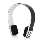 Bluetooth V3.0 + EDR MP3 Player Stereo Headset - Black