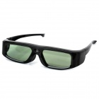 USB Rechargeable 3D Active Shutter Glasses for PC - Black