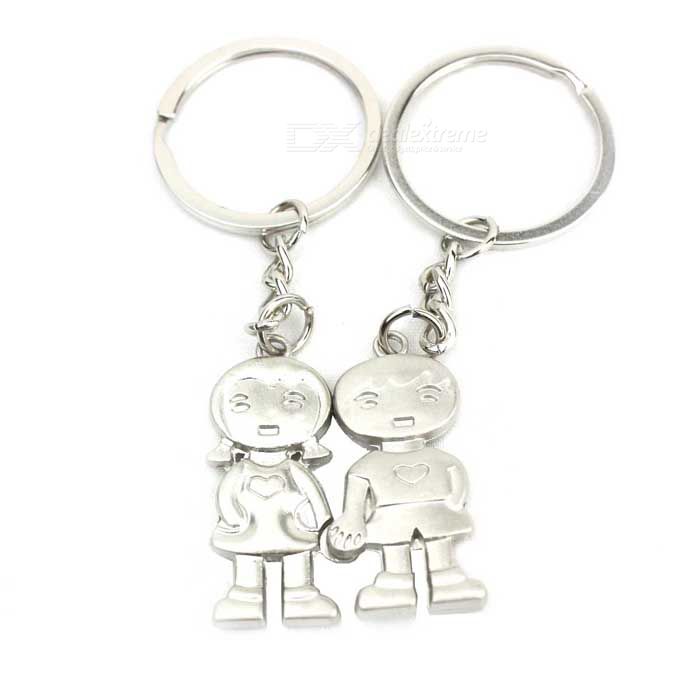 Take-My-Hand CouplE'S Magic Keychain (2-Piece Set)