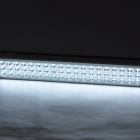 Recarregável 4.2W 378LM White Light 60 LED 2-Mode Lamp emergência