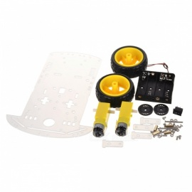 37-in-1 Smart Car Chassis Kit for Arduino (Works with Official Arduino Boards)