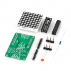 Buy DIY MAX7219 Red LED Dot Matrix Display Module Arduino (Works Official Boards)