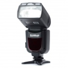 Aputure MG-68TL Digital 5-Mode Flash Speedlite for Canon Camera - Black (4 x AA)