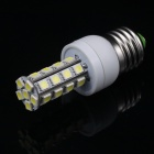 E27 5.8W 6500K 450lm 30-LED White Light Bulb - White + More (AC 85~265V)