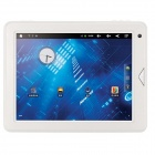 "Newsmy A6 9.7"" Capacitive Screen Android 2.3 Tablet PC w/ TF / HDMI / Wi-Fi / Camera - White"
