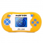 "1,8 ""Screen Pocket-Handheld-Konsole w / 32 Built-in Classic Games - Orange"