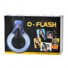 O-FLASH Ring Flash Adapter Lamp for Nikon / Canon - Black