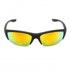 Fashion Outdoor Sport UV400 Protection Sunglasses - Black