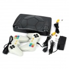 248 FC Games Classic Video Game System w/ 2 Wired Controllers - Black