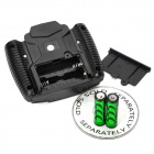 1.5-Channel Radio Control R/C Speedboat Toy - Green + Black + Silver (4 x AA)