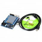 "STM32 ARM 2.4"" TFT 512K Flash 64K SRAM Development Board - Black + Blue"