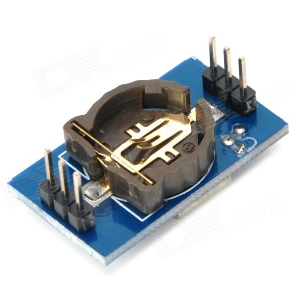 DS1302 Real Time Clock Module - Blue ds1302 ds1302zn sop8