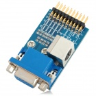 DIY VGA + PS2 Communication Module - Blue