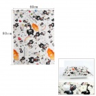Cute Cartoon Pattern 60 x 80cm Vacuum Storage Bag - White (M-Size)