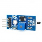 Heat-Sensitive Temperature Switch Sensor Module w/ Wire for Arduino