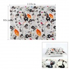 Cute Cartoon Pattern 80 x 110cm Vacuum Storage Bag - White (Extra L-Size)
