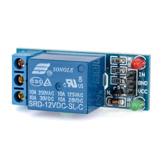 16 CHANNEL 12V RELAY MODULE For Arduino - Jual Robot