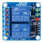 2 Channel 5V Low Level Trigger Relay Module for Arduino