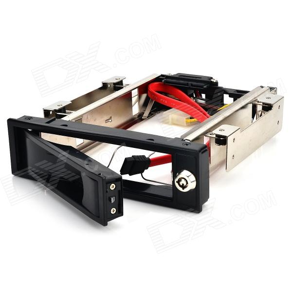Professional Swappable Removable Rack Mount Drawer Kit for 3.5