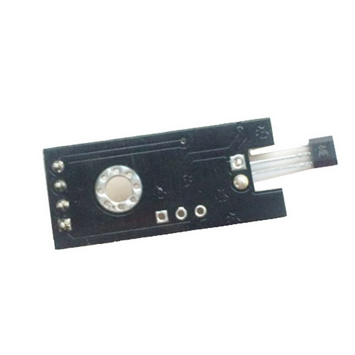 New hall sensor module for arduino works with official