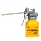 BOSI BS-I305A Aluminum Alloy High Pressure Feed Oil Gun - Yellow (250mL)