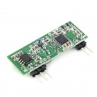 DIY CDRC05A Superheterodyne Receiving Reception Module - Green